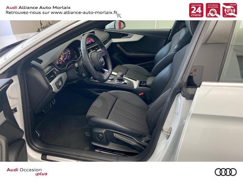 Photo 4 de l'offre de AUDI A5 Sportback 2.0 TDI 150ch S line S tronic 7 à 39790€ chez Alliance Auto – Audi Morlaix