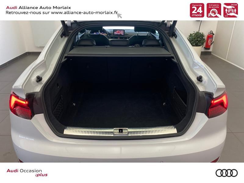 Photo 12 de l'offre de AUDI A5 Sportback 2.0 TDI 150ch S line S tronic 7 à 39790€ chez Alliance Auto – Audi Morlaix