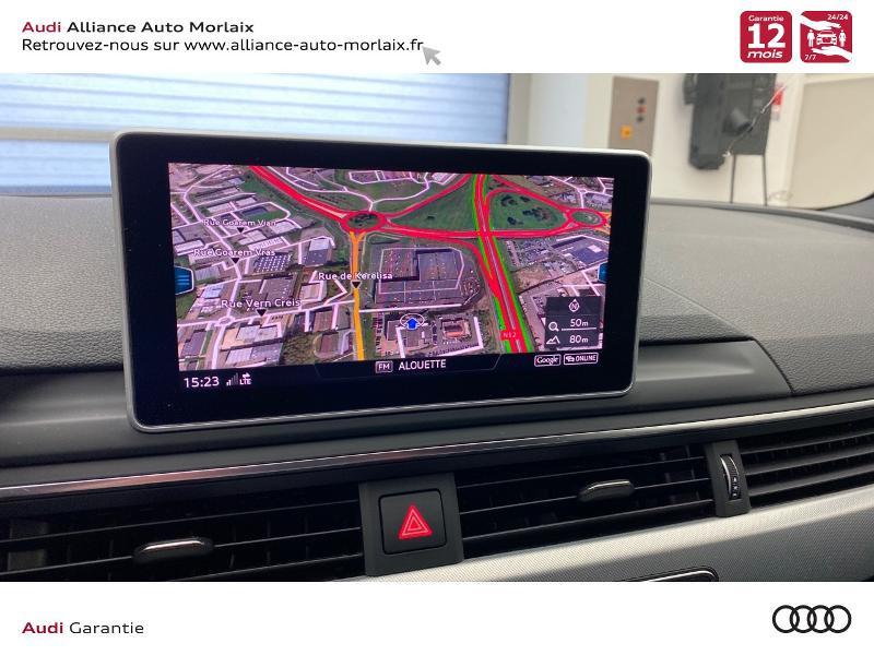 Photo 11 de l'offre de AUDI A4 Avant 2.0 TDI 150ch ultra Design Luxe S tronic 7 à 29990€ chez Alliance Auto – Audi Morlaix