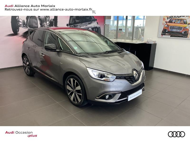 Renault Scenic 1.7 Blue dCi 120ch Limited Diesel Gris Foncé Occasion à vendre