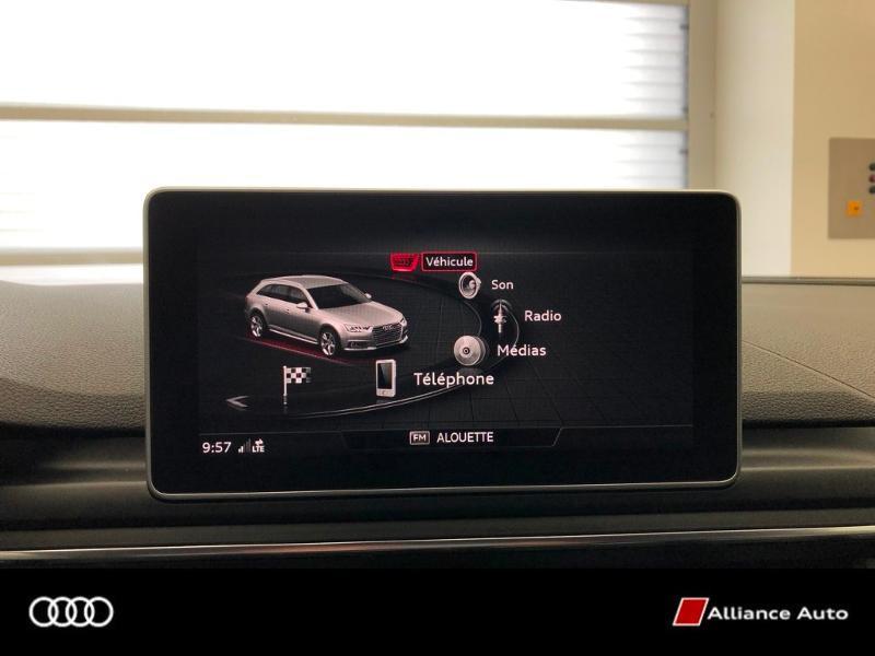 Photo 19 de l'offre de AUDI A4 Avant 3.0 V6 TDI 272ch Design Luxe quattro Tiptronic à 32790€ chez Alliance Auto – Audi Morlaix
