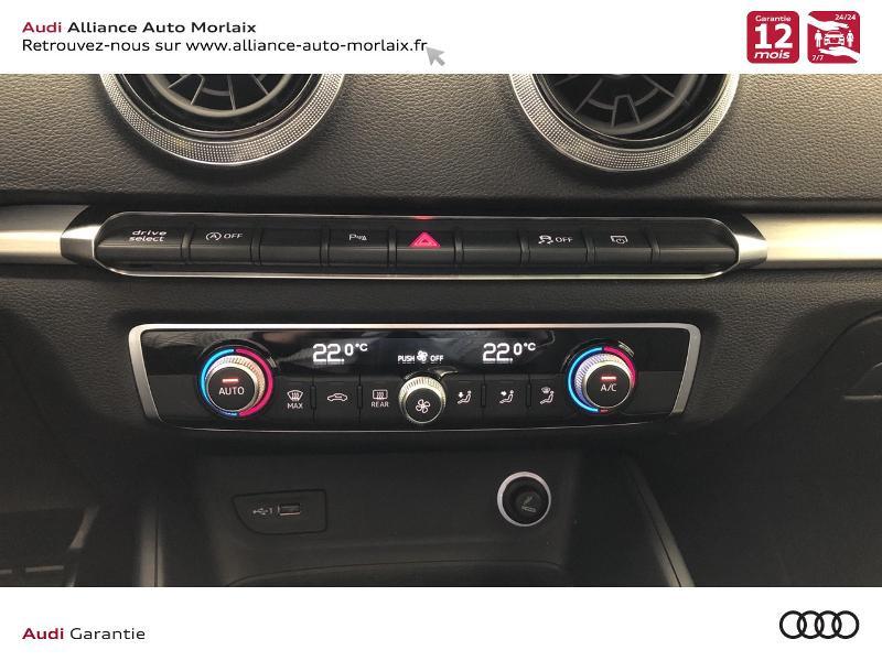 Photo 21 de l'offre de AUDI A3 Sportback 35 TFSI 150ch CoD S line S tronic 7 Euro6d-T à 29290€ chez Alliance Auto – Audi Morlaix