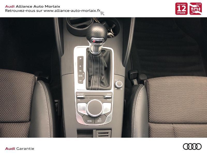 Photo 22 de l'offre de AUDI A3 Sportback 35 TFSI 150ch CoD S line S tronic 7 Euro6d-T à 29290€ chez Alliance Auto – Audi Morlaix