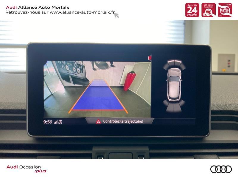 Photo 28 de l'offre de AUDI Q5 3.0 V6 TDI 286ch Avus quattro Tiptronic 8 à 46990€ chez Alliance Auto – Audi Morlaix