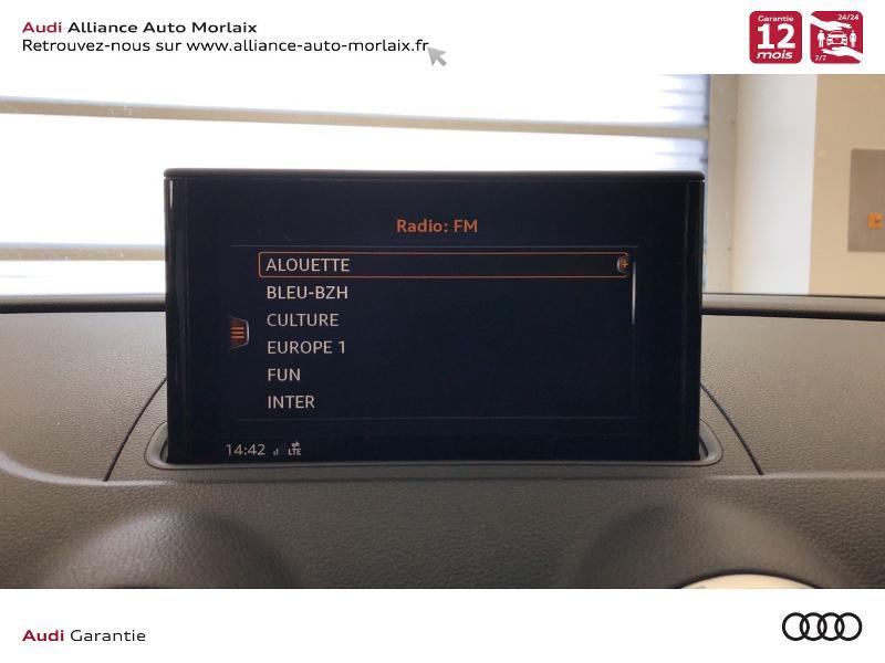 Photo 16 de l'offre de AUDI A3 Sportback 35 TFSI 150ch CoD S line S tronic 7 Euro6d-T à 29290€ chez Alliance Auto – Audi Morlaix