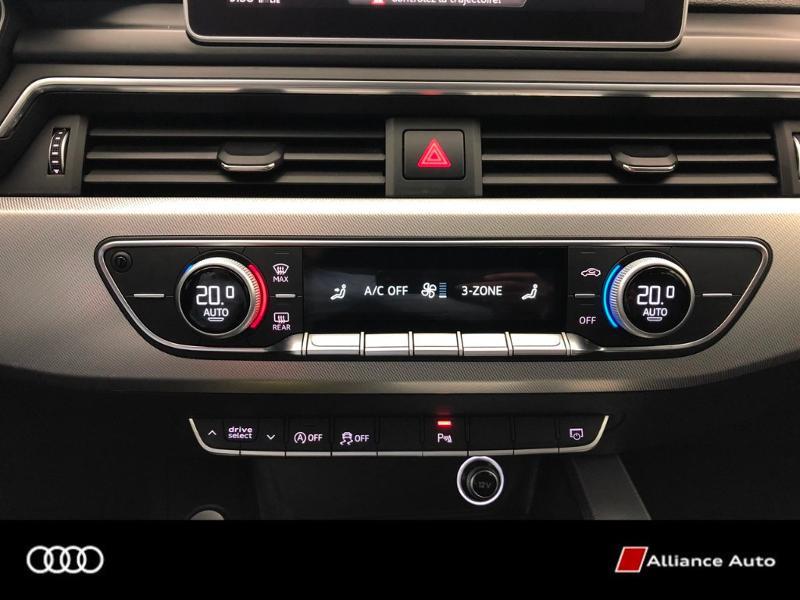 Photo 23 de l'offre de AUDI A4 Avant 3.0 V6 TDI 272ch Design Luxe quattro Tiptronic à 32790€ chez Alliance Auto – Audi Morlaix