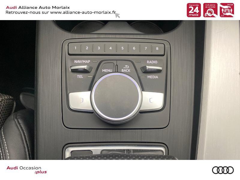Photo 31 de l'offre de AUDI A5 Sportback 2.0 TDI 150ch S line S tronic 7 à 39790€ chez Alliance Auto – Audi Morlaix