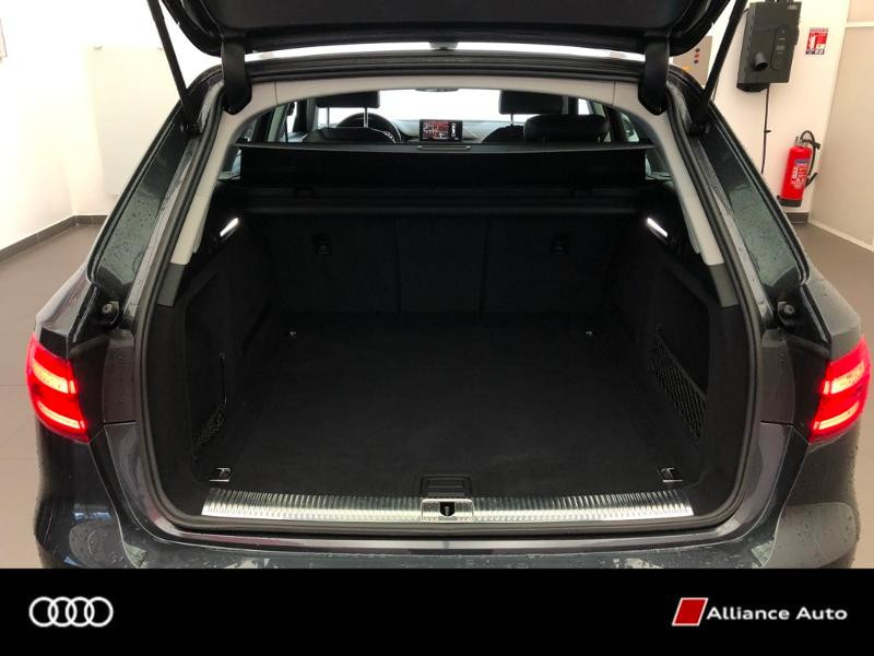 Photo 10 de l'offre de AUDI A4 Avant 3.0 V6 TDI 272ch Design Luxe quattro Tiptronic à 32790€ chez Alliance Auto – Audi Morlaix
