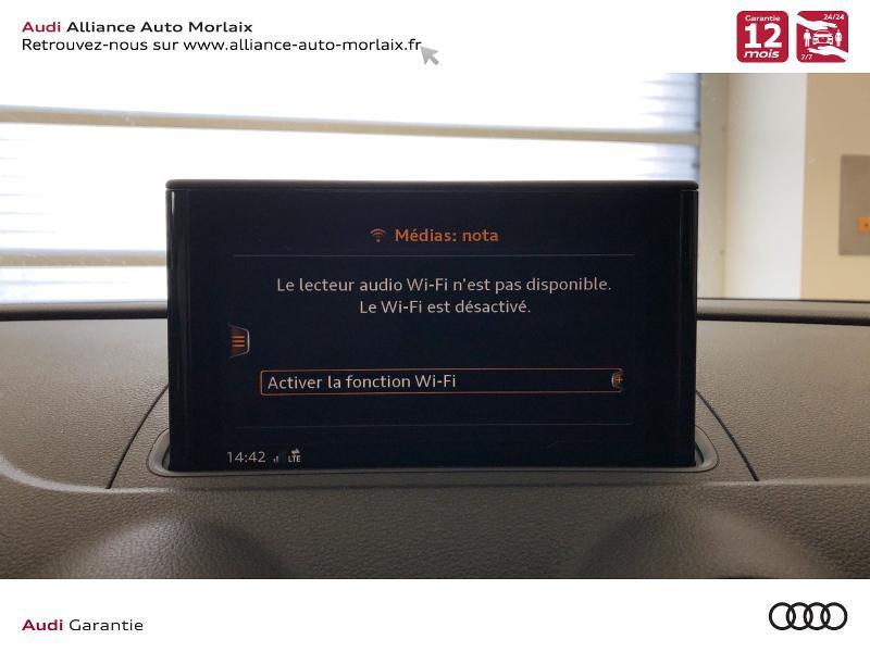 Photo 17 de l'offre de AUDI A3 Sportback 35 TFSI 150ch CoD S line S tronic 7 Euro6d-T à 29290€ chez Alliance Auto – Audi Morlaix
