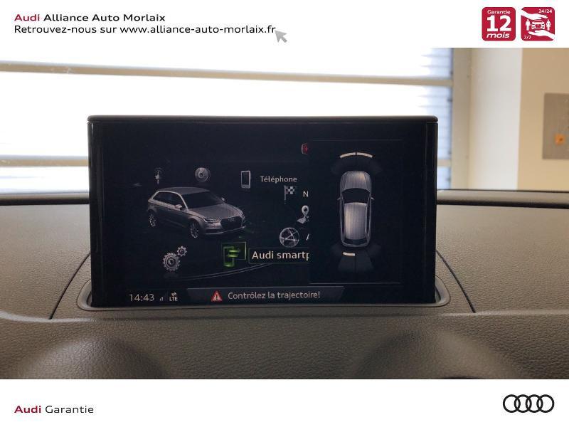 Photo 23 de l'offre de AUDI A3 Sportback 35 TFSI 150ch CoD S line S tronic 7 Euro6d-T à 29290€ chez Alliance Auto – Audi Morlaix