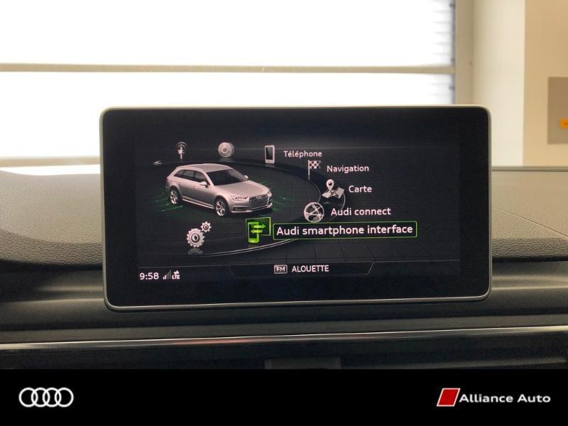 Photo 21 de l'offre de AUDI A4 Avant 3.0 V6 TDI 272ch Design Luxe quattro Tiptronic à 32790€ chez Alliance Auto – Audi Morlaix