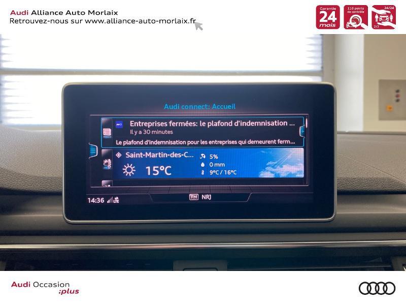 Photo 27 de l'offre de AUDI A5 Sportback 2.0 TDI 150ch S line S tronic 7 à 39790€ chez Alliance Auto – Audi Morlaix