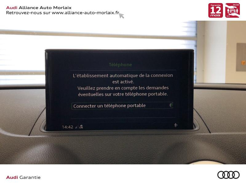 Photo 19 de l'offre de AUDI A3 Sportback 35 TFSI 150ch CoD S line S tronic 7 Euro6d-T à 29290€ chez Alliance Auto – Audi Morlaix