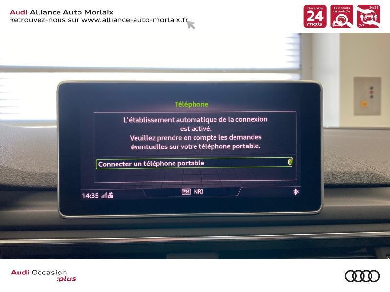 Photo 26 de l'offre de AUDI A5 Sportback 2.0 TDI 150ch S line S tronic 7 à 39790€ chez Alliance Auto – Audi Morlaix