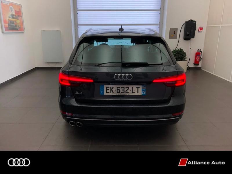 Photo 8 de l'offre de AUDI A4 Avant 3.0 V6 TDI 272ch Design Luxe quattro Tiptronic à 32790€ chez Alliance Auto – Audi Morlaix
