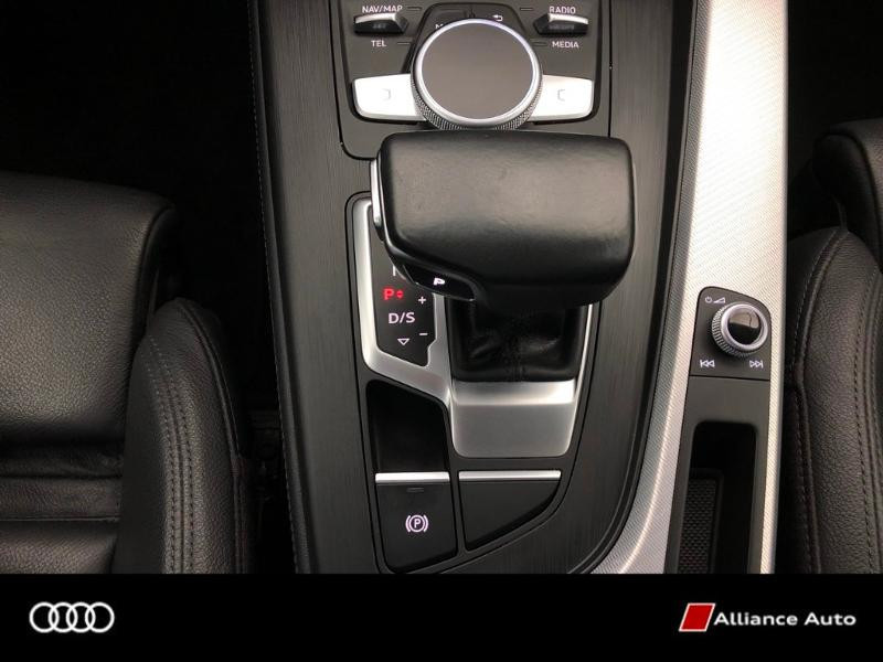 Photo 24 de l'offre de AUDI A4 Avant 3.0 V6 TDI 272ch Design Luxe quattro Tiptronic à 32790€ chez Alliance Auto – Audi Morlaix