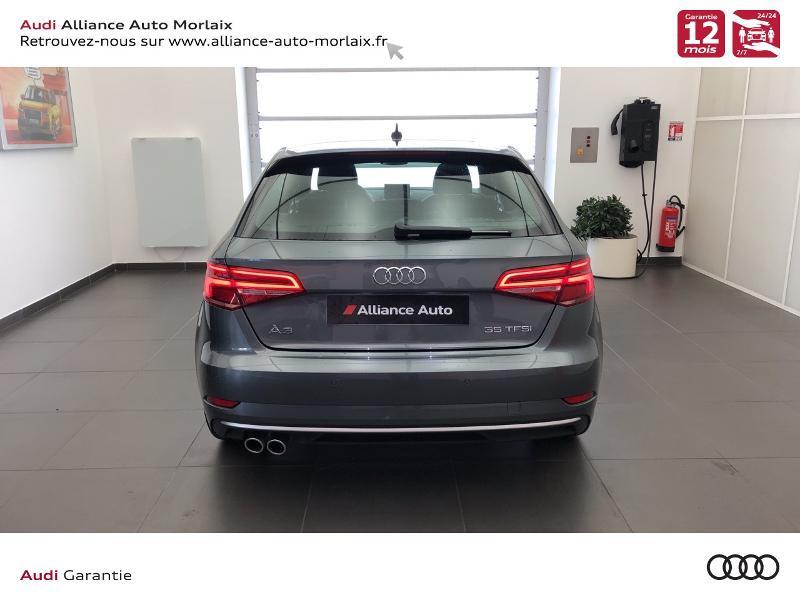 Photo 8 de l'offre de AUDI A3 Sportback 35 TFSI 150ch CoD S line S tronic 7 Euro6d-T à 29290€ chez Alliance Auto – Audi Morlaix