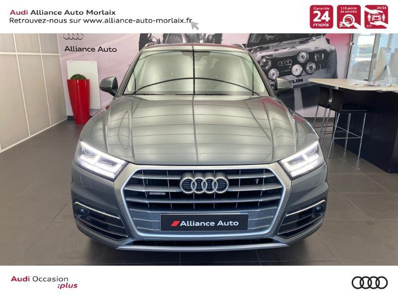 Photo 29 de l'offre de AUDI Q5 3.0 V6 TDI 286ch Avus quattro Tiptronic 8 à 46990€ chez Alliance Auto – Audi Morlaix
