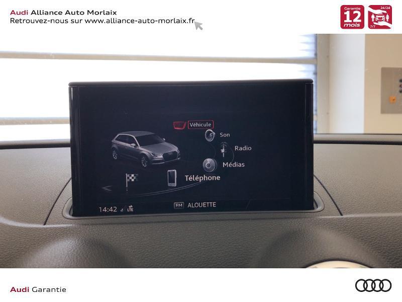 Photo 14 de l'offre de AUDI A3 Sportback 35 TFSI 150ch CoD S line S tronic 7 Euro6d-T à 29290€ chez Alliance Auto – Audi Morlaix