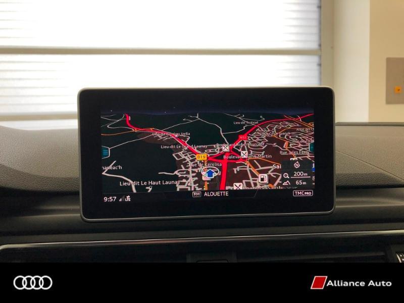 Photo 18 de l'offre de AUDI A4 Avant 3.0 V6 TDI 272ch Design Luxe quattro Tiptronic à 32790€ chez Alliance Auto – Audi Morlaix