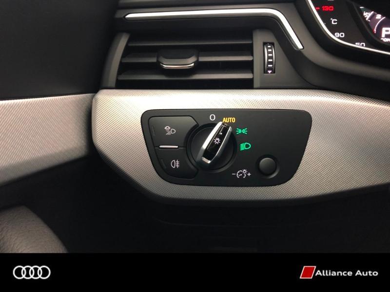 Photo 17 de l'offre de AUDI A4 Avant 3.0 V6 TDI 272ch Design Luxe quattro Tiptronic à 32790€ chez Alliance Auto – Audi Morlaix