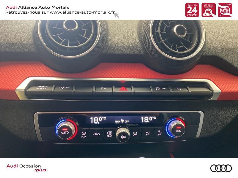Photo 21 de l'offre de AUDI Q2 1.4 TFSI 150ch COD Sport à 22990€ chez Alliance Auto – Audi Morlaix