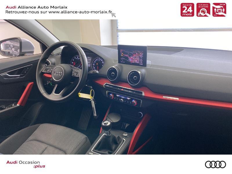 Photo 11 de l'offre de AUDI Q2 1.4 TFSI 150ch COD Sport à 22990€ chez Alliance Auto – Audi Morlaix