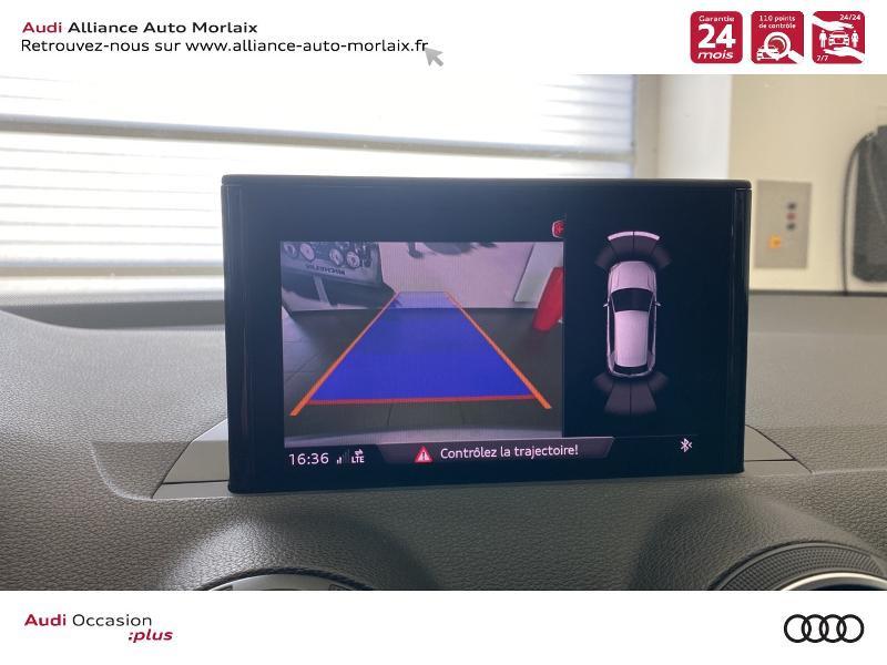 Photo 20 de l'offre de AUDI Q2 1.4 TFSI 150ch COD Sport à 22990€ chez Alliance Auto – Audi Morlaix