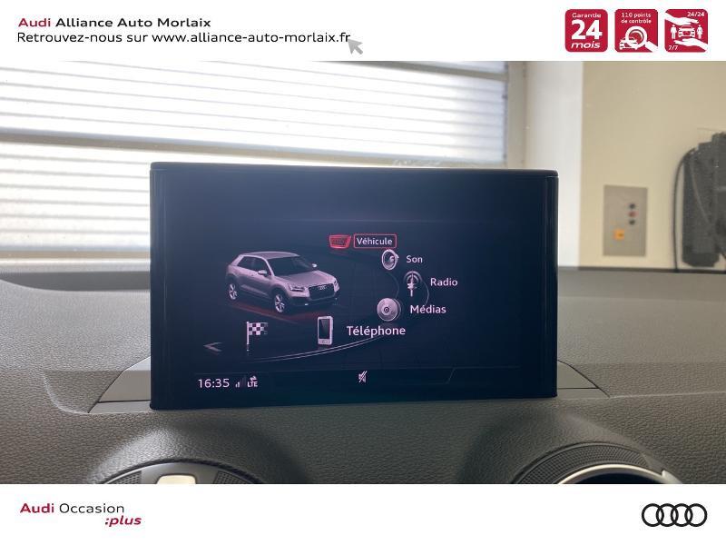 Photo 16 de l'offre de AUDI Q2 1.4 TFSI 150ch COD Sport à 22990€ chez Alliance Auto – Audi Morlaix
