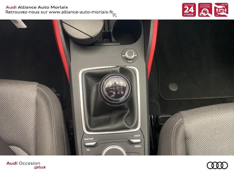 Photo 22 de l'offre de AUDI Q2 1.4 TFSI 150ch COD Sport à 22990€ chez Alliance Auto – Audi Morlaix