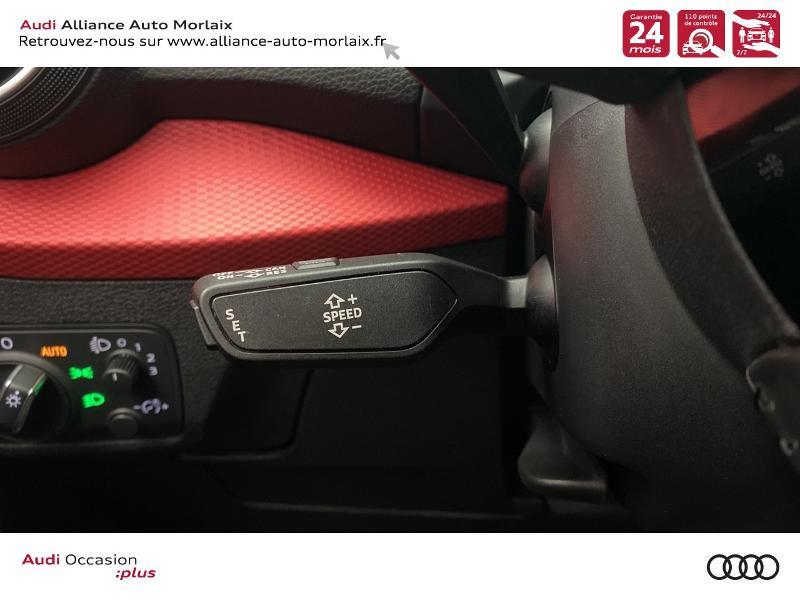 Photo 14 de l'offre de AUDI Q2 1.4 TFSI 150ch COD Sport à 22990€ chez Alliance Auto – Audi Morlaix