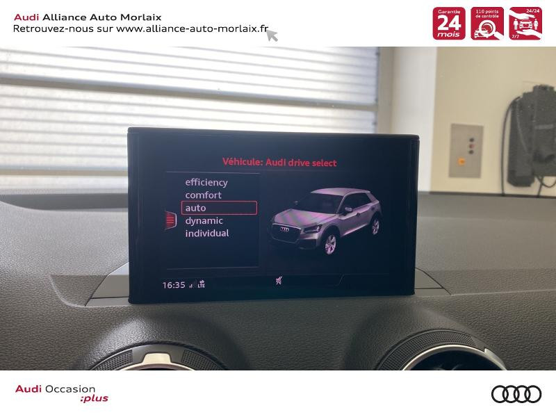 Photo 17 de l'offre de AUDI Q2 1.4 TFSI 150ch COD Sport à 22990€ chez Alliance Auto – Audi Morlaix