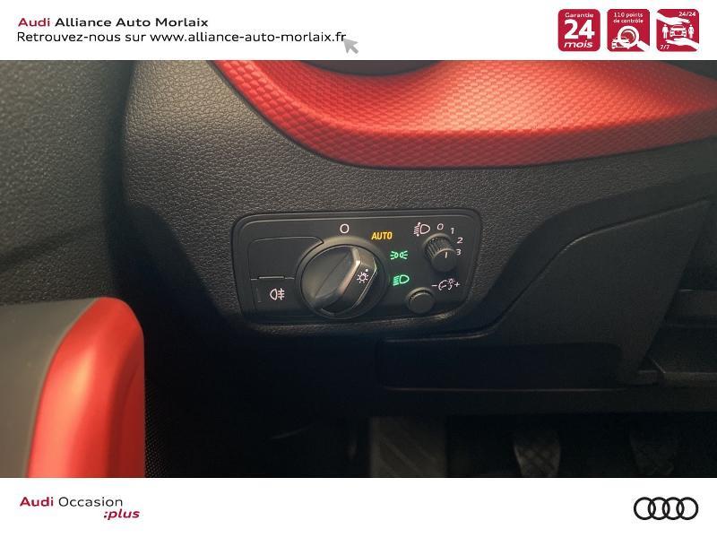 Photo 13 de l'offre de AUDI Q2 1.4 TFSI 150ch COD Sport à 22990€ chez Alliance Auto – Audi Morlaix