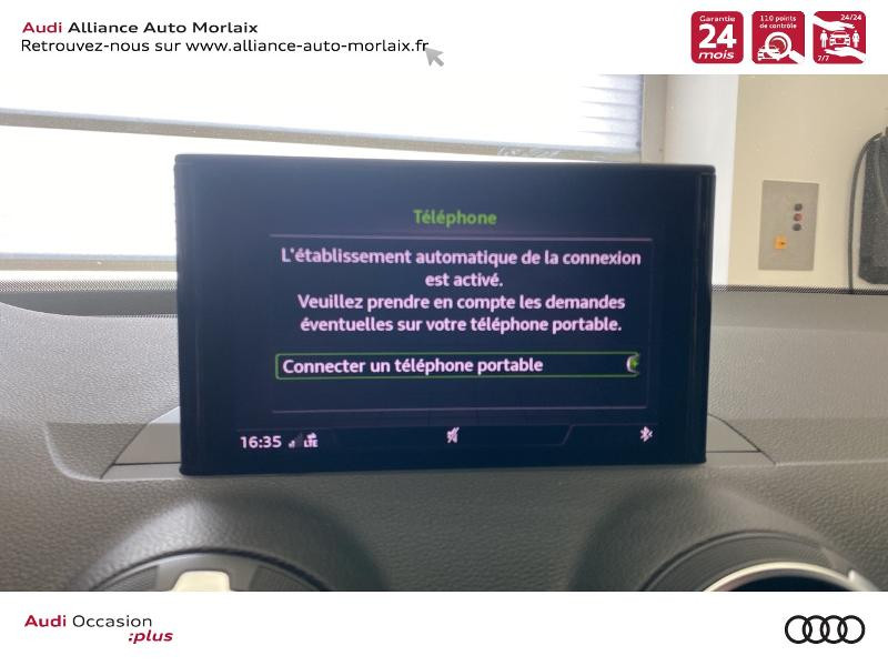 Photo 18 de l'offre de AUDI Q2 1.4 TFSI 150ch COD Sport à 22990€ chez Alliance Auto – Audi Morlaix