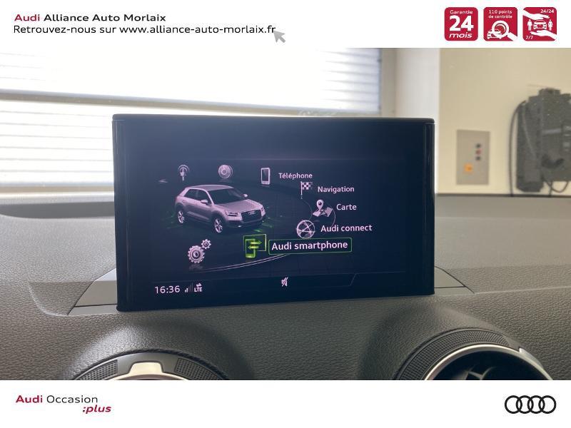 Photo 19 de l'offre de AUDI Q2 1.4 TFSI 150ch COD Sport à 22990€ chez Alliance Auto – Audi Morlaix