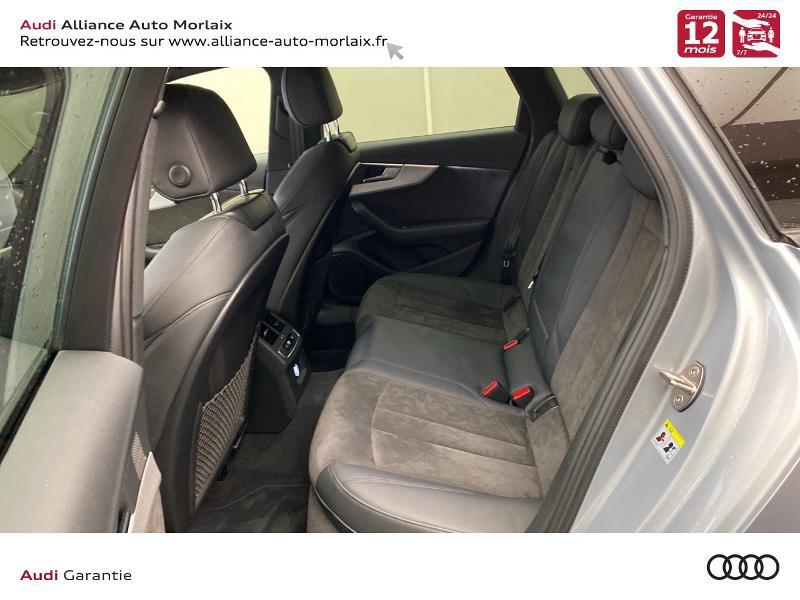 Photo 9 de l'offre de AUDI A4 Avant 2.0 TDI 150ch ultra Design Luxe S tronic 7 à 29990€ chez Alliance Auto – Audi Morlaix