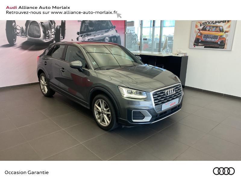 Audi Q2 1.6 TDI 116ch S line Diesel GRIS DAYTONA Occasion à vendre