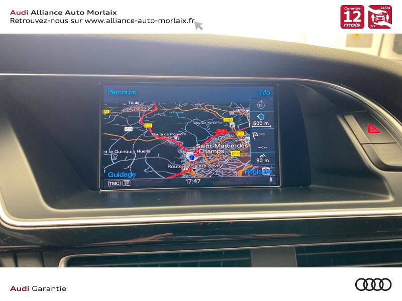 Photo 15 de l'offre de AUDI A5 3.0 TDI 218ch S line quattro S tronic 7 à 29990€ chez Alliance Auto – Audi Morlaix