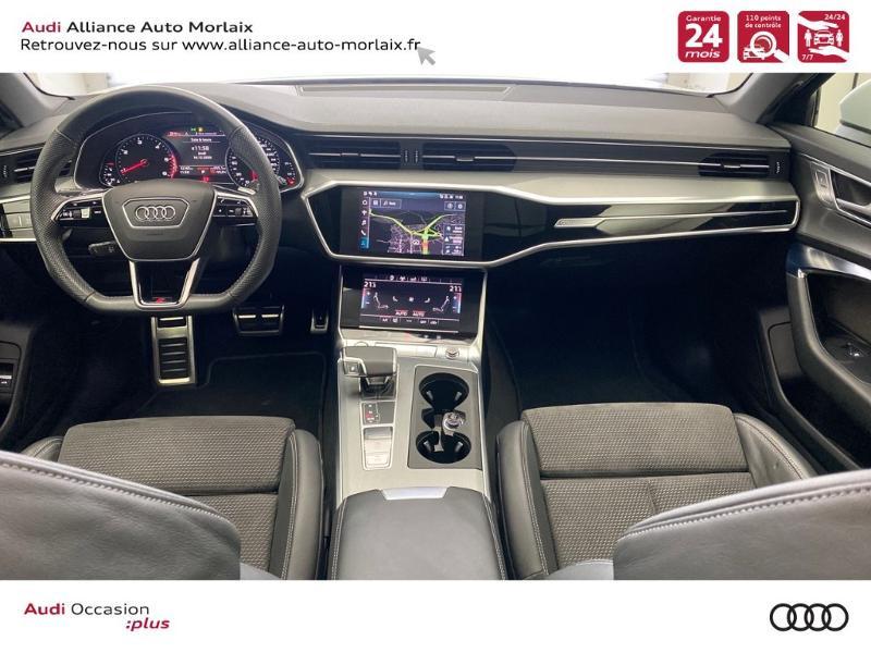 Photo 2 de l'offre de AUDI A6 Avant 40 TDI 204ch S line S tronic 7 à 47990€ chez Alliance Auto – Audi Morlaix