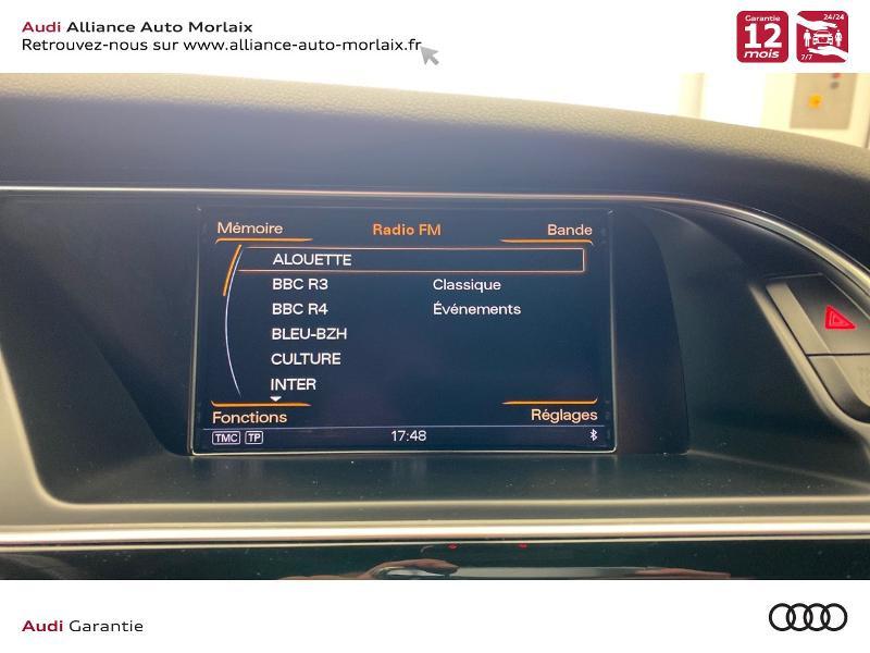 Photo 19 de l'offre de AUDI A5 3.0 TDI 218ch S line quattro S tronic 7 à 29990€ chez Alliance Auto – Audi Morlaix