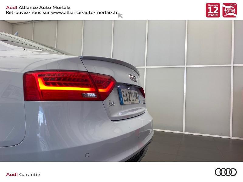 Photo 11 de l'offre de AUDI A5 3.0 TDI 218ch S line quattro S tronic 7 à 29990€ chez Alliance Auto – Audi Morlaix