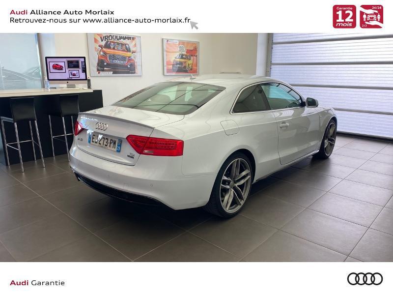 Photo 3 de l'offre de AUDI A5 3.0 TDI 218ch S line quattro S tronic 7 à 29990€ chez Alliance Auto – Audi Morlaix
