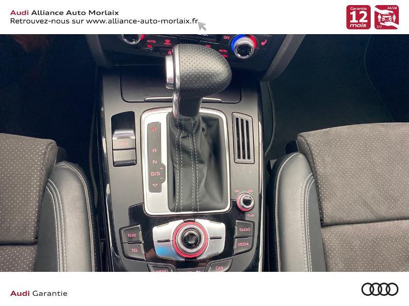 Photo 22 de l'offre de AUDI A5 3.0 TDI 218ch S line quattro S tronic 7 à 29990€ chez Alliance Auto – Audi Morlaix