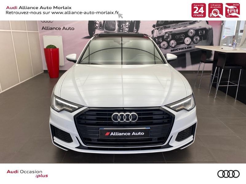 Photo 4 de l'offre de AUDI A6 Avant 40 TDI 204ch S line S tronic 7 à 47990€ chez Alliance Auto – Audi Morlaix