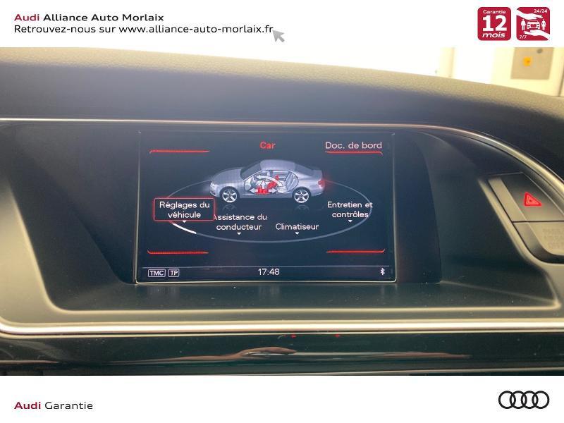 Photo 18 de l'offre de AUDI A5 3.0 TDI 218ch S line quattro S tronic 7 à 29990€ chez Alliance Auto – Audi Morlaix