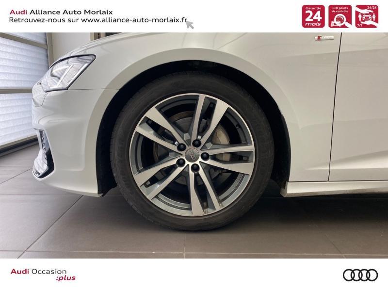 Photo 12 de l'offre de AUDI A6 Avant 40 TDI 204ch S line S tronic 7 à 47990€ chez Alliance Auto – Audi Morlaix