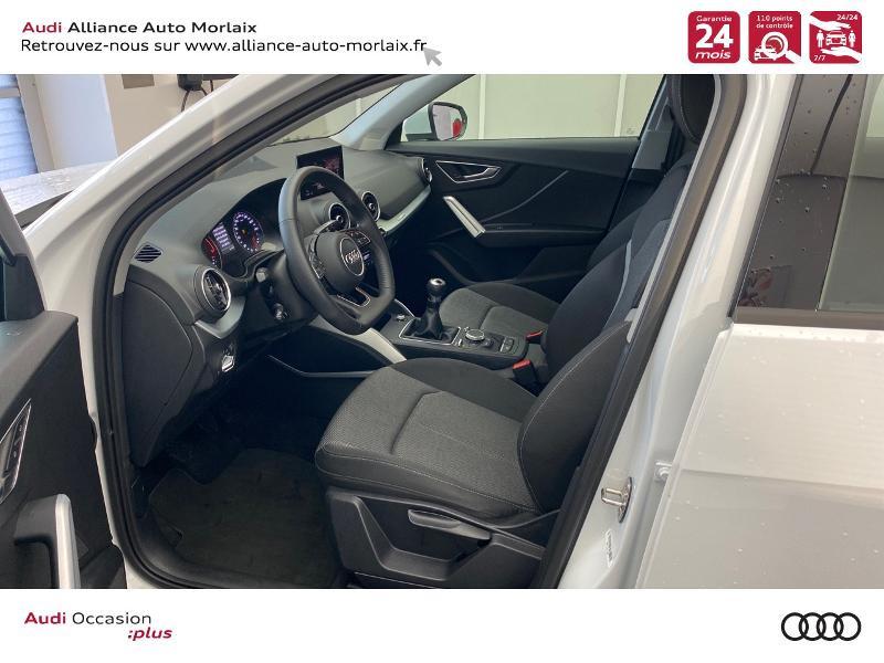 Photo 4 de l'offre de AUDI Q2 30 TDI (1.6 TDI 116CH) BVM6 à 27990€ chez Alliance Auto – Audi Morlaix