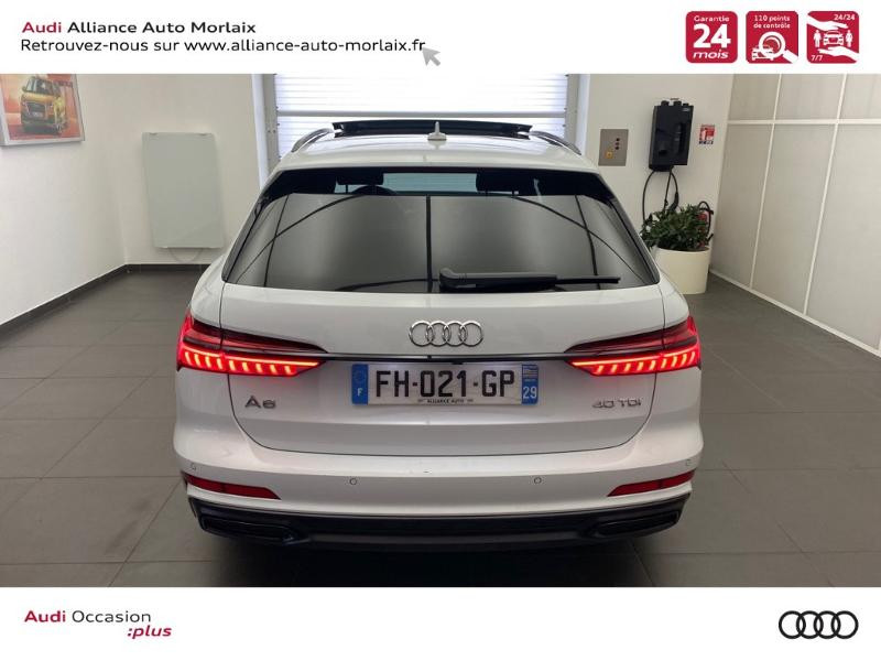 Photo 30 de l'offre de AUDI A6 Avant 40 TDI 204ch S line S tronic 7 à 47990€ chez Alliance Auto – Audi Morlaix
