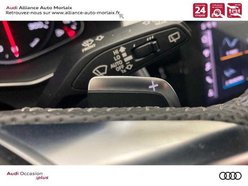 Photo 26 de l'offre de AUDI A6 Avant 40 TDI 204ch S line S tronic 7 à 47990€ chez Alliance Auto – Audi Morlaix