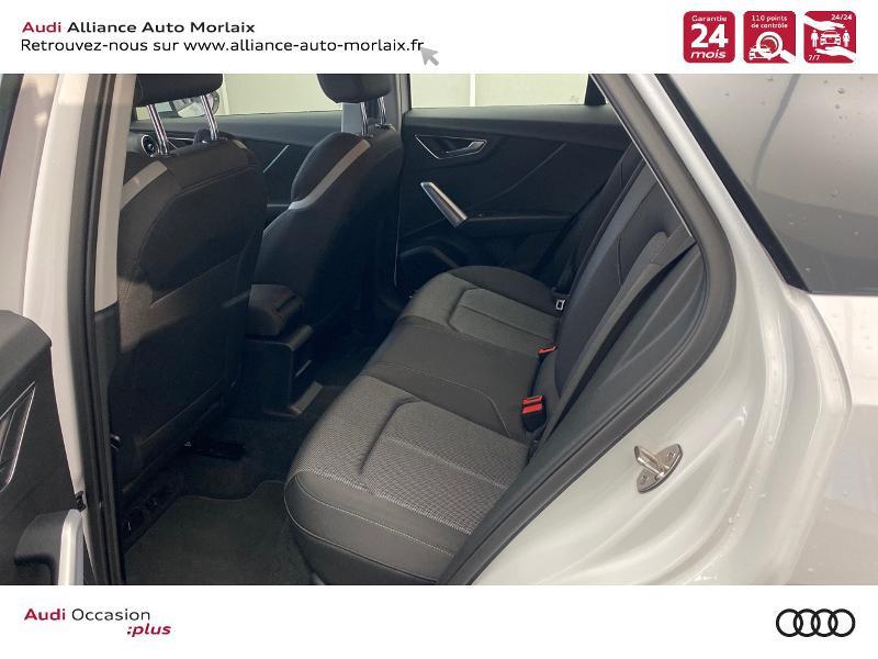 Photo 6 de l'offre de AUDI Q2 30 TDI (1.6 TDI 116CH) BVM6 à 27990€ chez Alliance Auto – Audi Morlaix